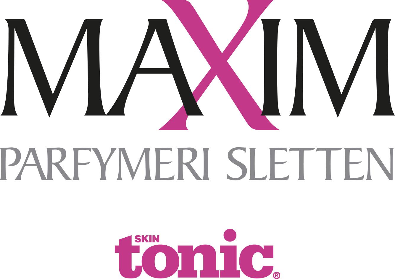 Maxim logo SkinTonic